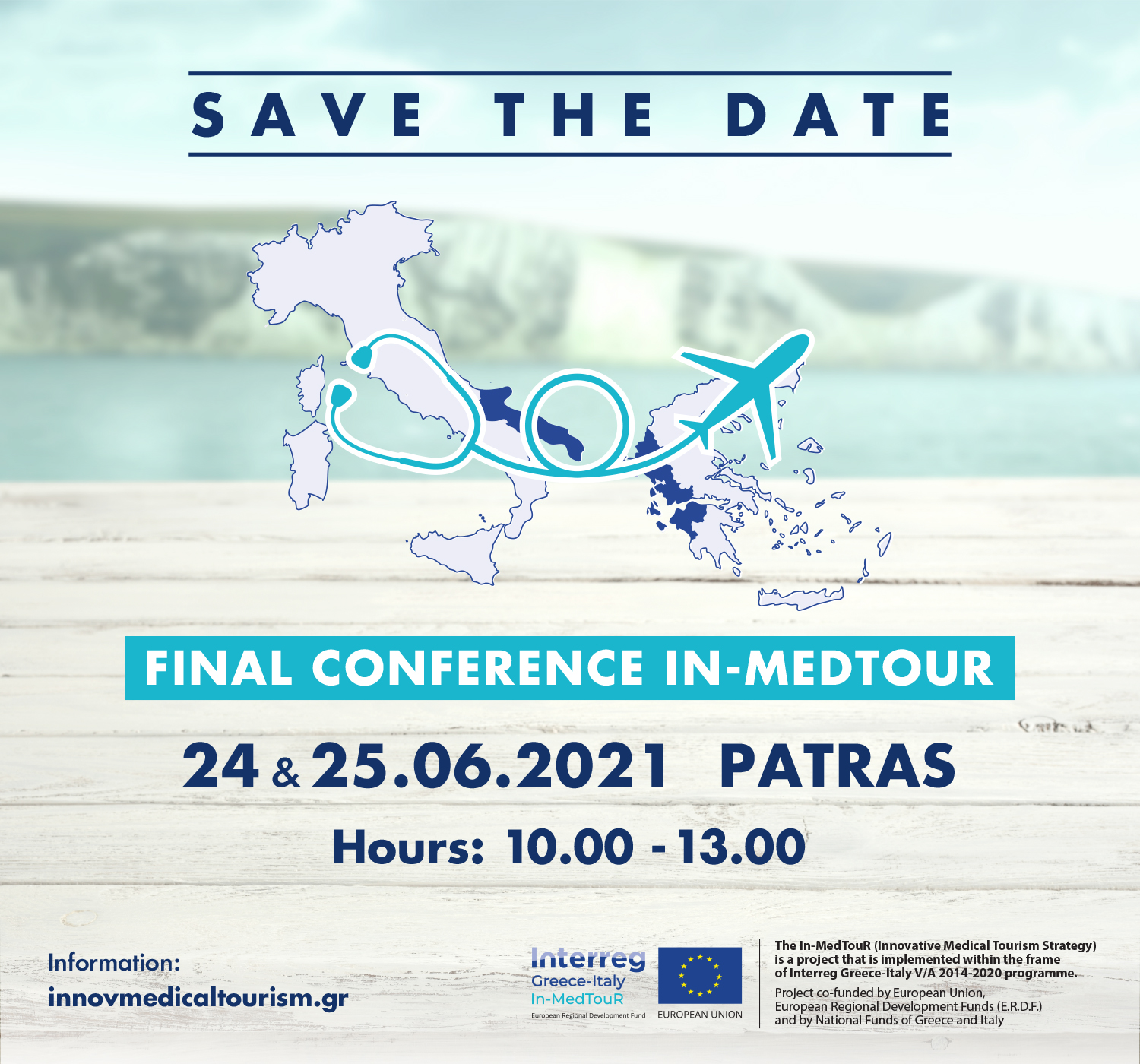 InMedTour - Save the Date
